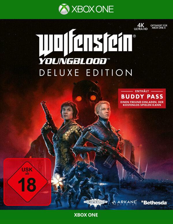 Wolfenstein: Youngblood (Deluxe Edition) XBox One Bild