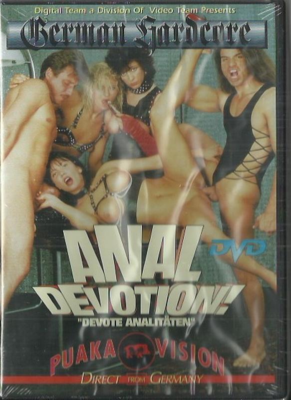Anal Devotion - Devote Analitäten DVD Bild