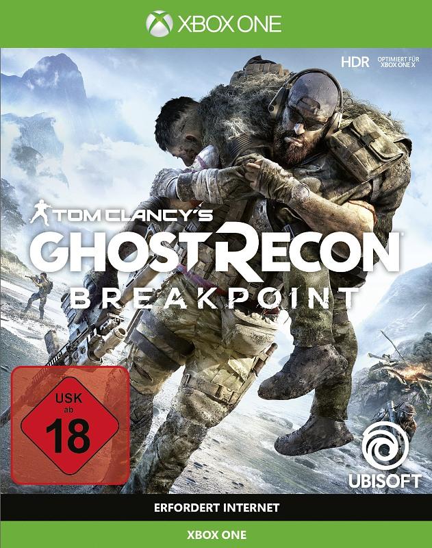 Tom Clancy's Ghost Recon - Breakpoint XBox One Bild