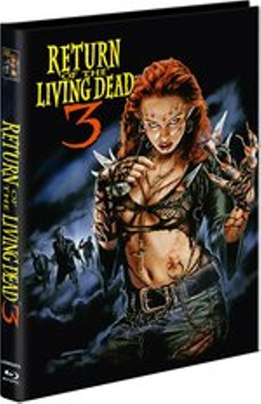 Return of the Living Dead 3 Blu-ray Bild