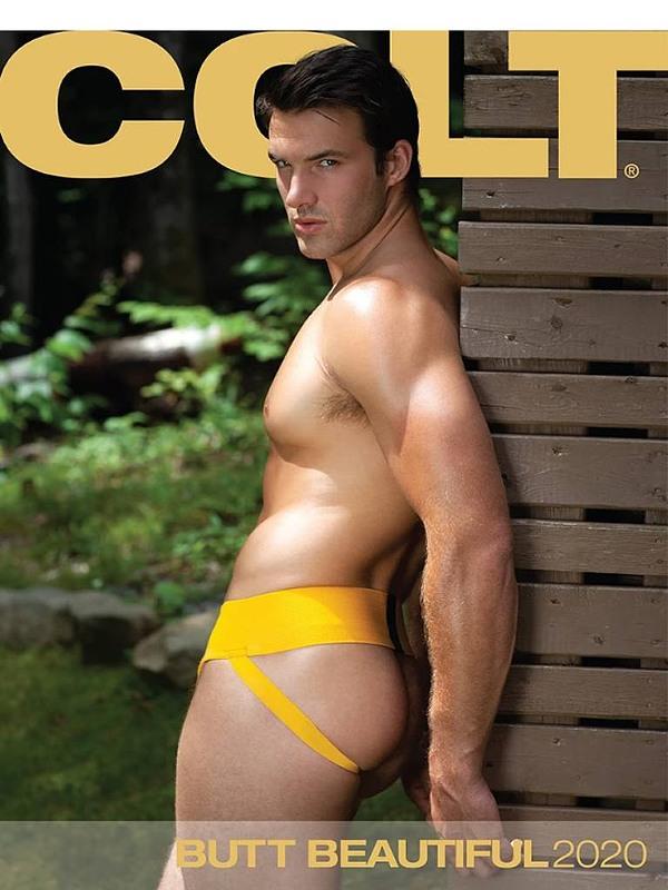 Colt Butt Beautiful 2020 Calendar (Wandkalender) Gay Buch / Magazin Bild