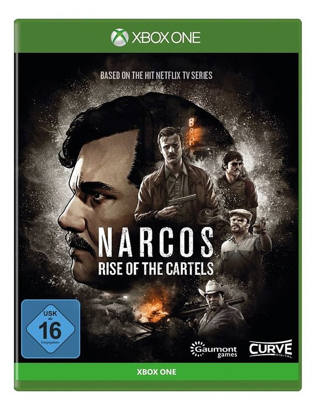 Narcos: Rise of the Cartels XBox One Bild
