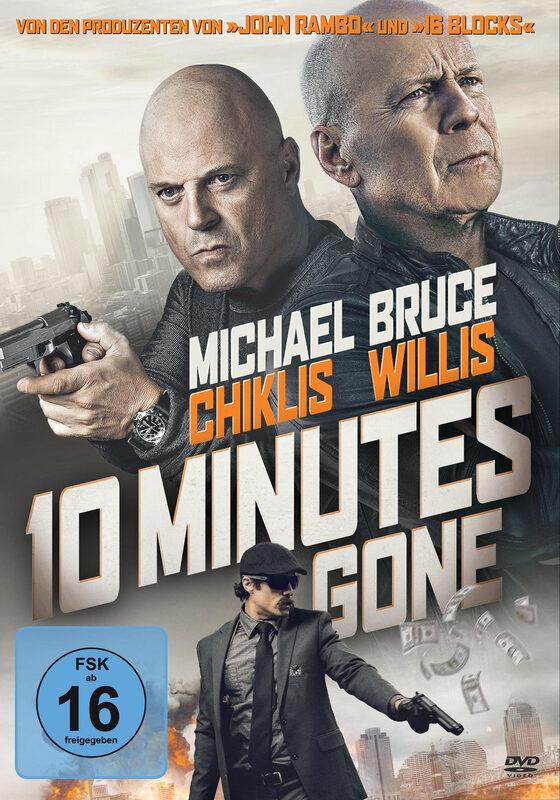 10 Minutes Gone DVD Bild