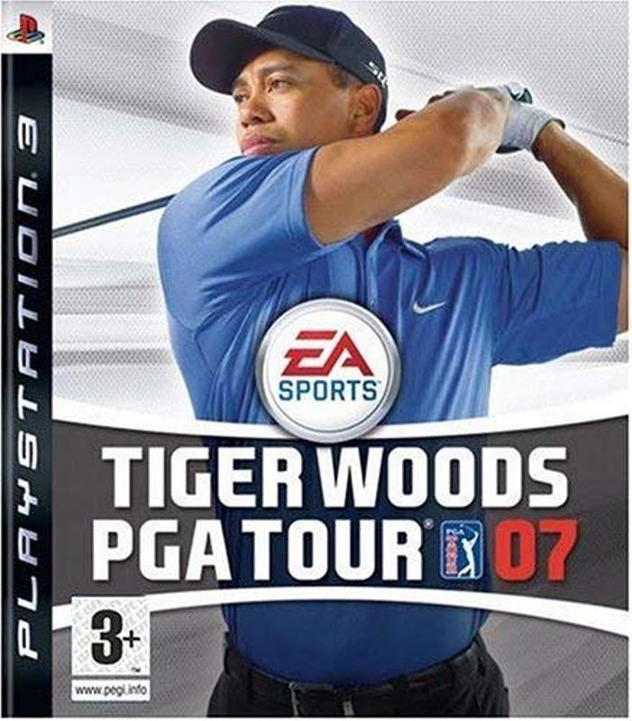 Tiger Woods PGA Tour 2007 UK PS3 Bild