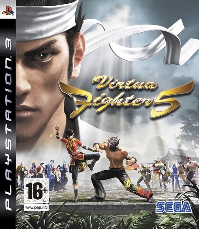 Virtua Fighter 5 UK PS3 Bild