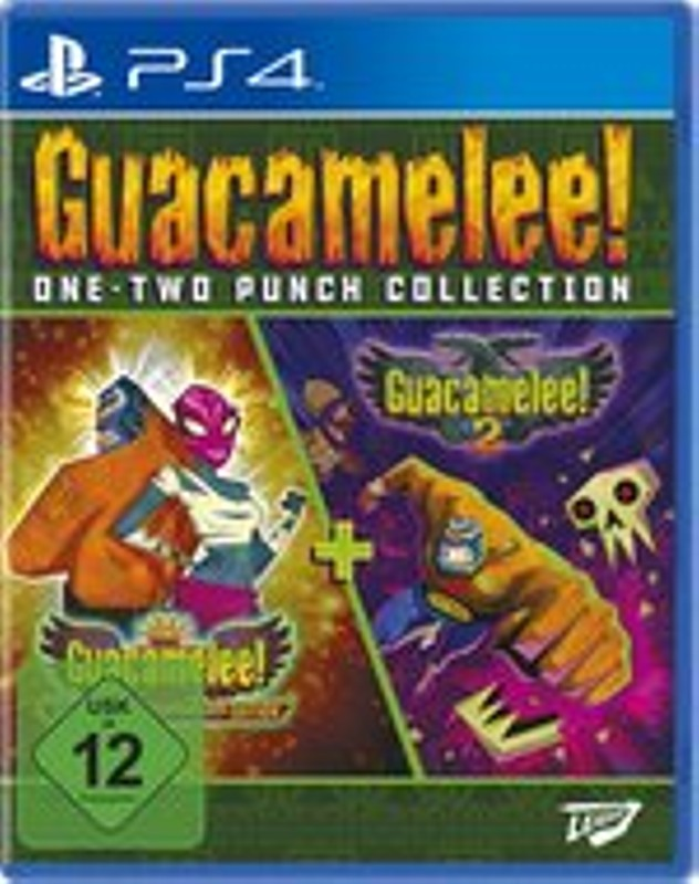 Guacamelee! One-Two Punch Collection Playstation 4 Bild