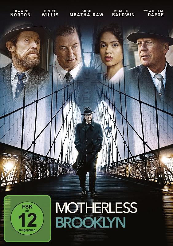 Motherless Brooklyn DVD Bild