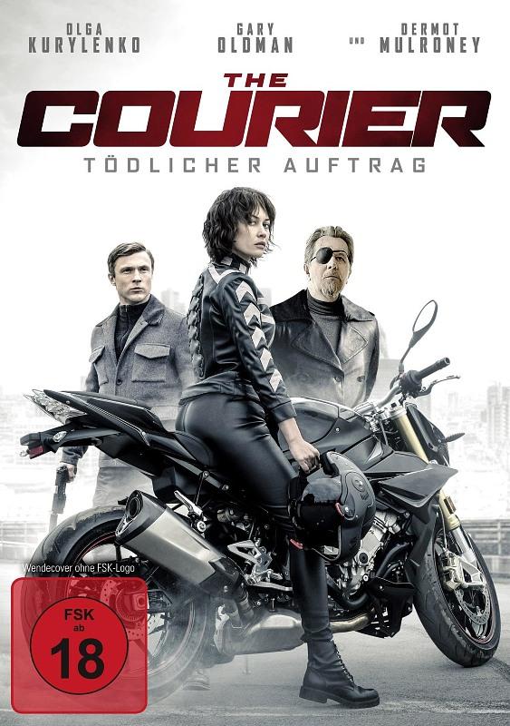 The Courier - Tödlicher Auftrag DVD Bild