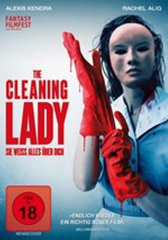 The Cleaning Lady DVD Bild