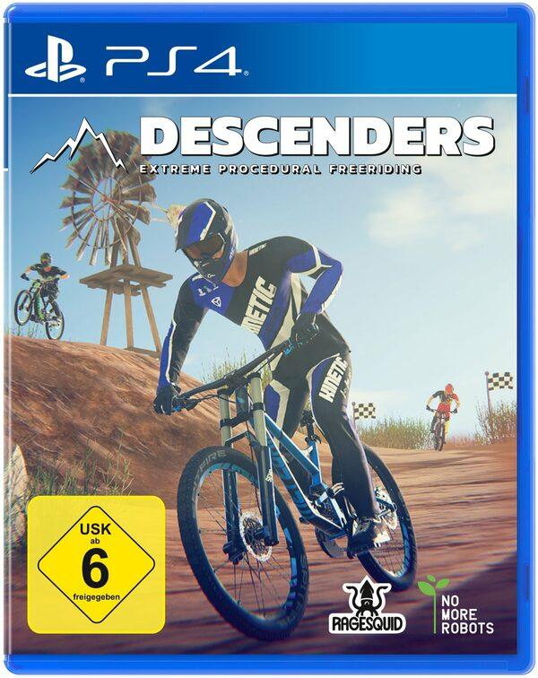 Descenders - Extreme Freeriding Playstation 4 Bild