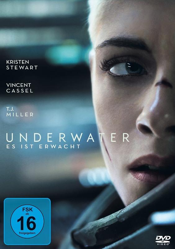Underwater - Es ist erwacht DVD Bild