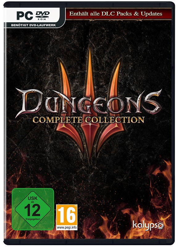 Dungeons 3 (Complete Edition) PC Bild