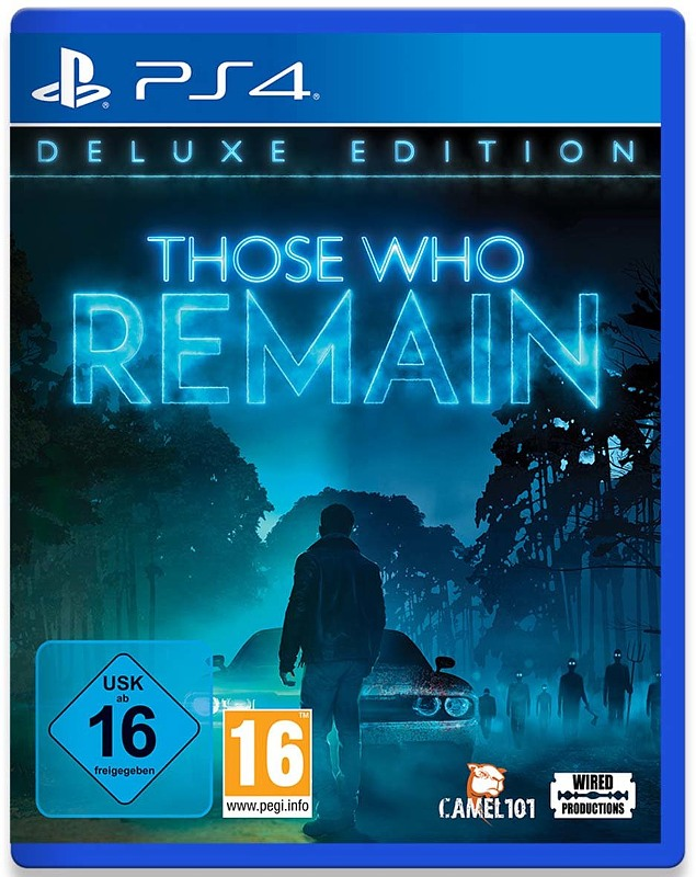 Those Who Remain (Deluxe Edition) Playstation 4 Bild
