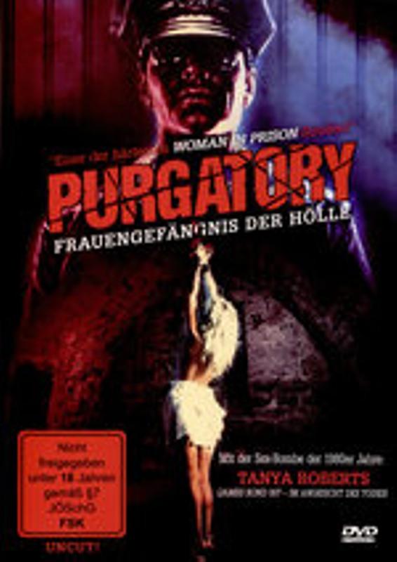 Purgatory - Frauengefängnis der Hölle DVD Bild