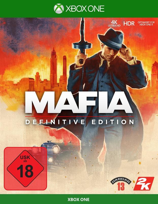 Mafia - Definitive Edition XBox One Bild