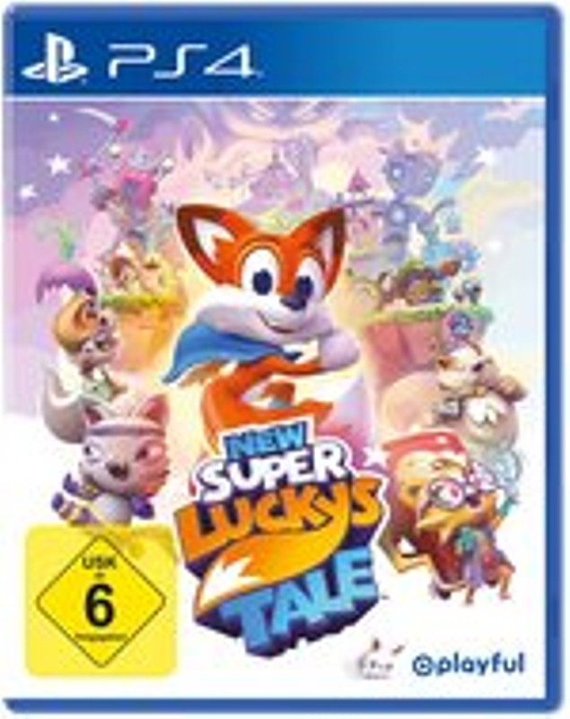 New Super Lucky's Tale Playstation 4 Bild