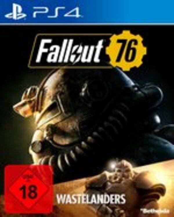 Fallout 76 Wastelanders Playstation 4 Bild