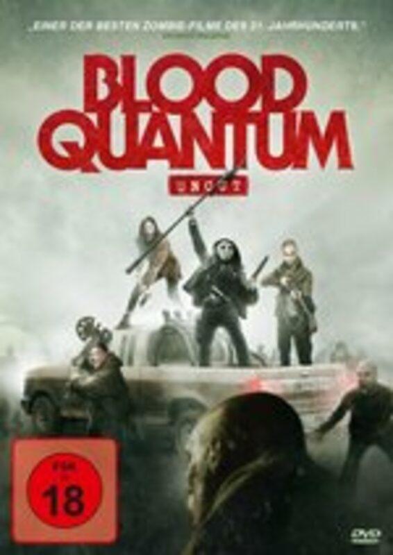 Blood Quantum DVD Bild
