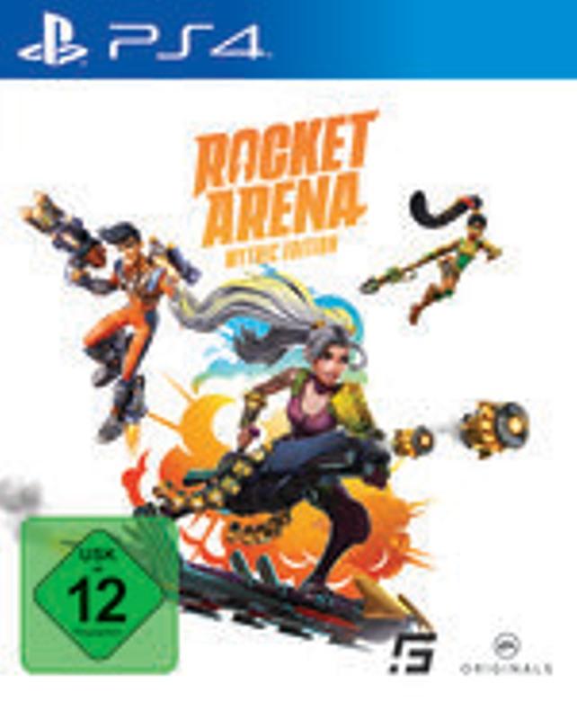 Rocket Arena - Mythic Edition Playstation 4 Bild