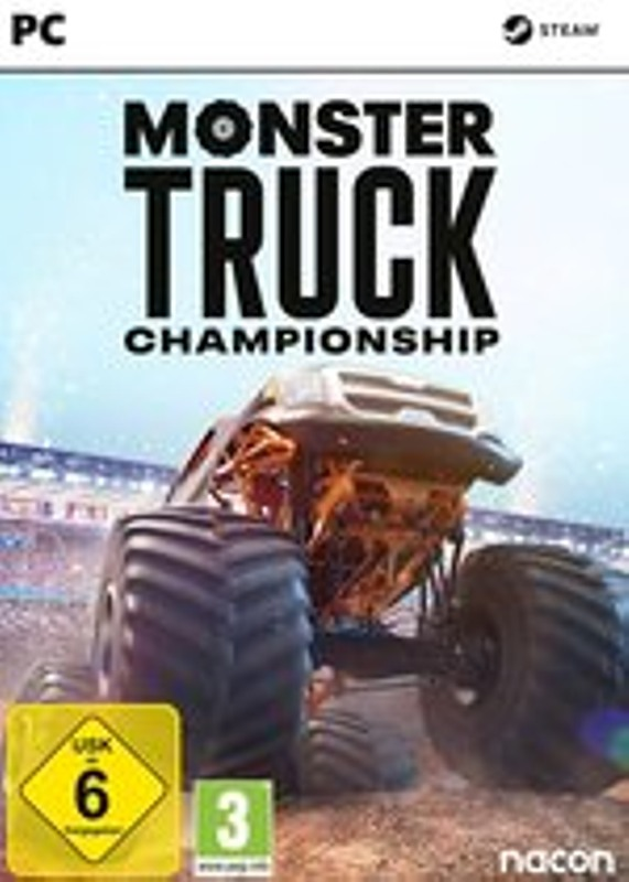 Monster Truck Championship PC Bild