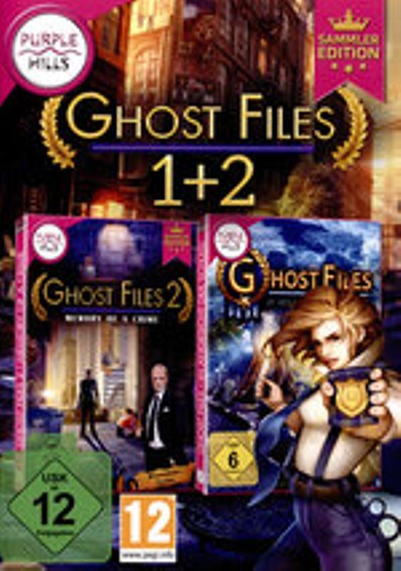 Ghost Files 1+2 PC Bild