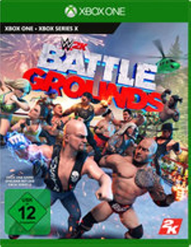 WWE 2K Battlegrounds XBox One Bild