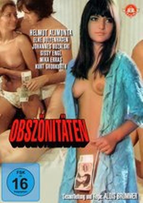 Obszönitäten DVD Bild