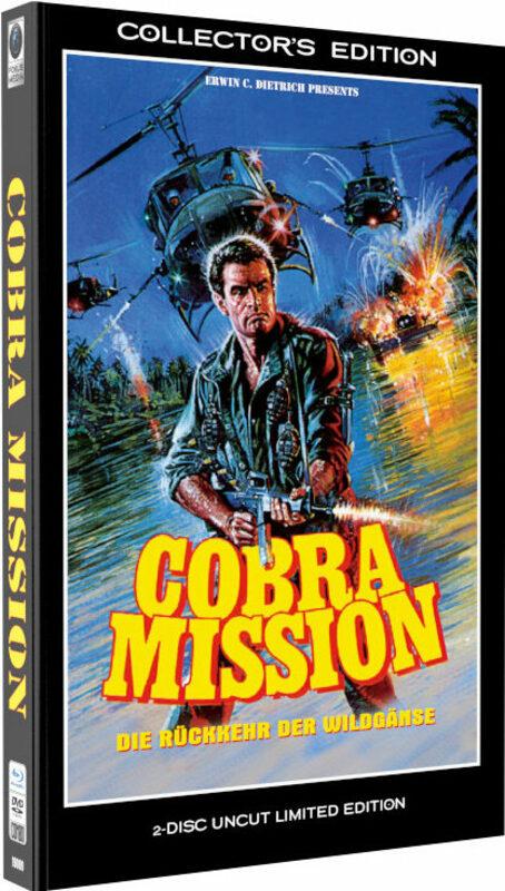 Cobra Mission - Die Rückkehr der Wildgänse Blu-ray Bild