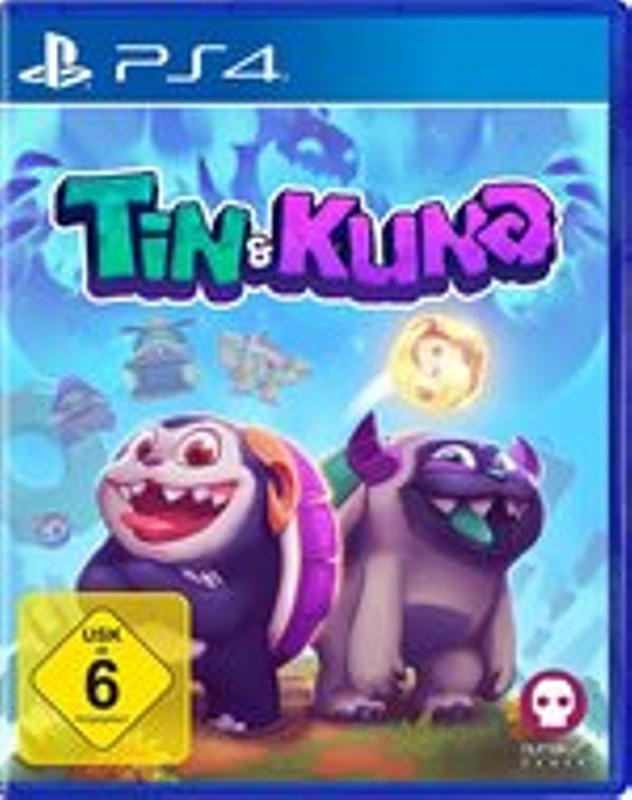 Tin & Kuna Playstation 4 Bild