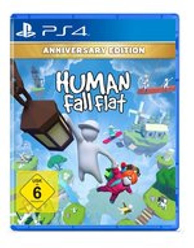 Human: Fall Flat (Anniversary Edition) Playstation 4 Bild