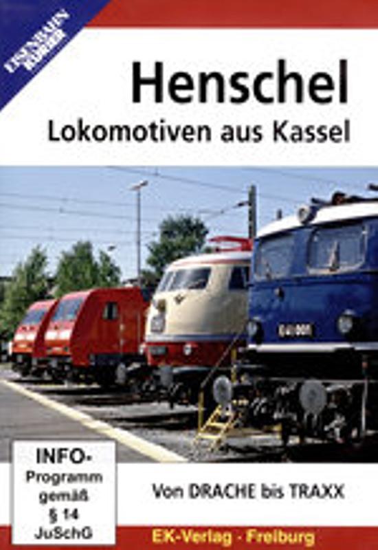 Henschel - Lokomotiven aus Kassel DVD Bild