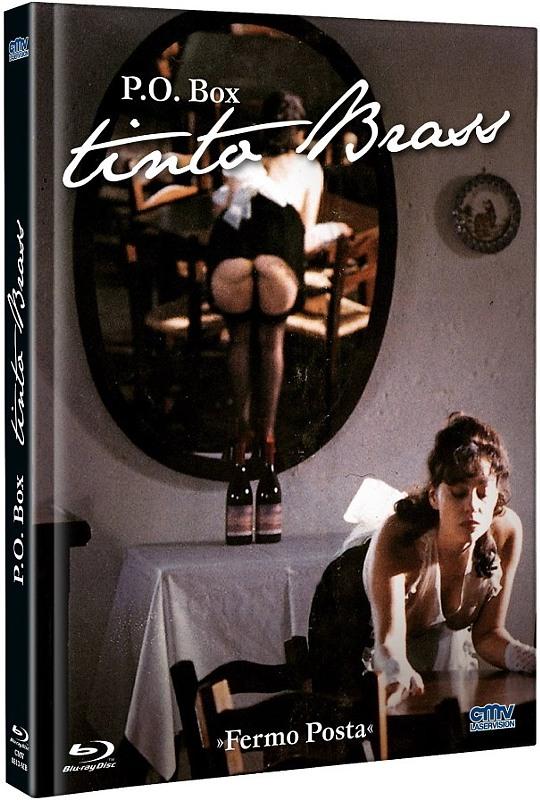 P.O. Box - Tinto Brass - Mediabook - Cover B [Blu-ray+DVD] Blu-ray Bild