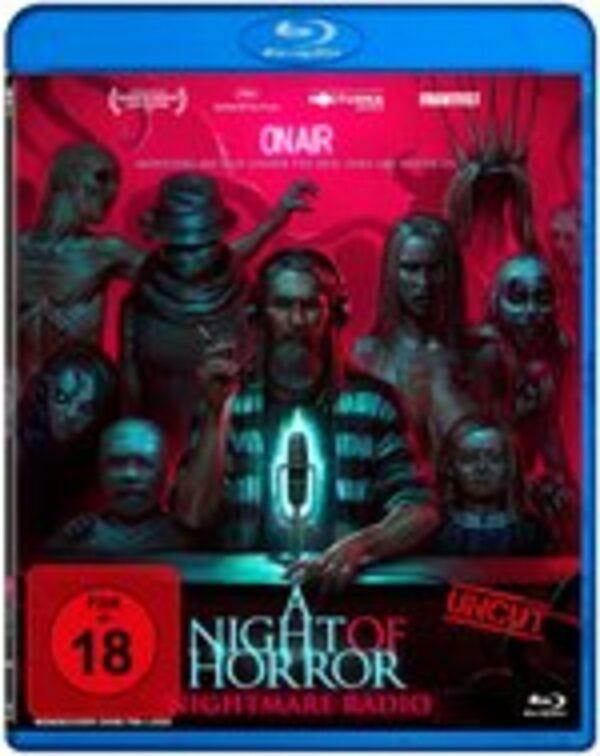 A Night Of Horror - Nightmare Radio Blu-ray Bild