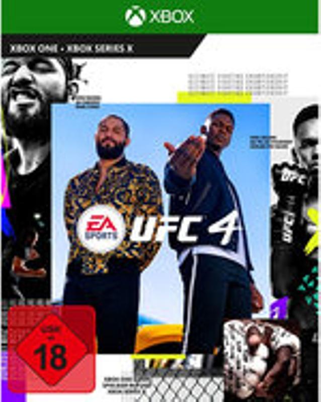 UFC 4 XBox One Bild