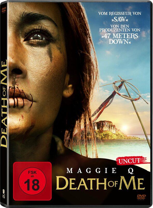 Death of Me - Uncut DVD Bild