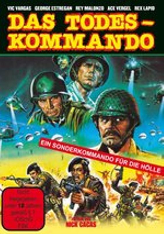 Das Todeskommando DVD Bild