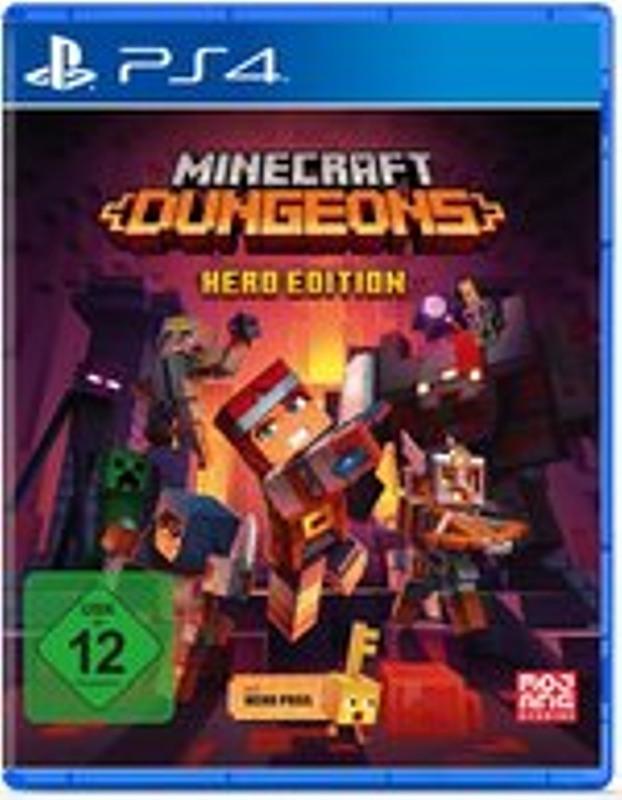 Minecraft Dungeons - Hero Edition Playstation 4 Bild