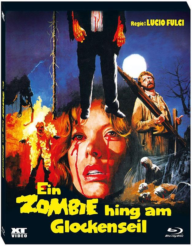 Ein Zombie hing am Glockenseil Blu-ray Bild