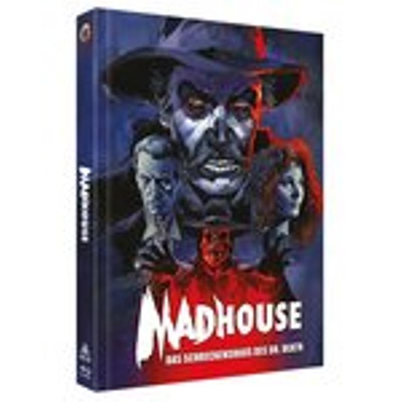 Madhouse - Das Schreckenshaus des Dr. Death Blu-ray Bild