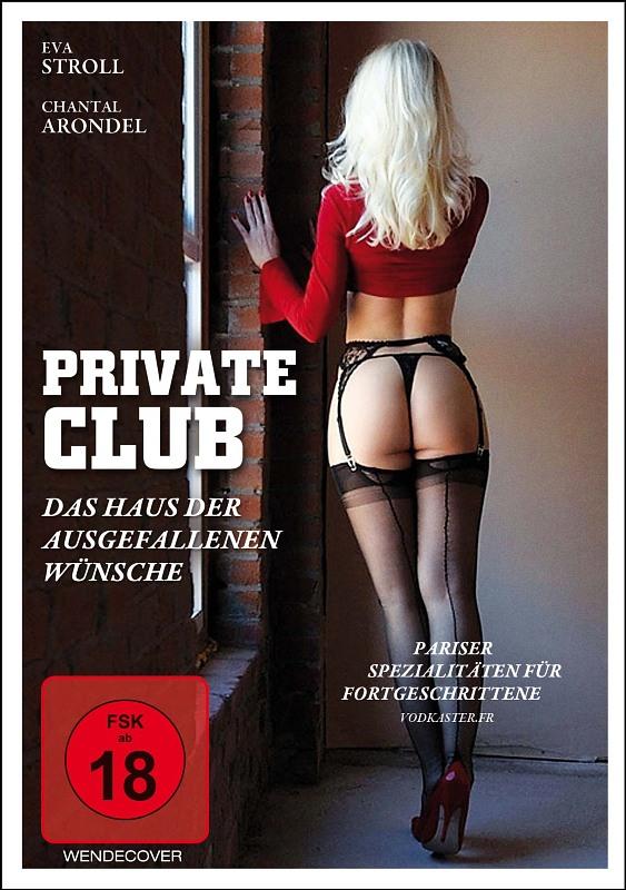 Private Club - Das Haus der ausgefallenen... DVD Bild