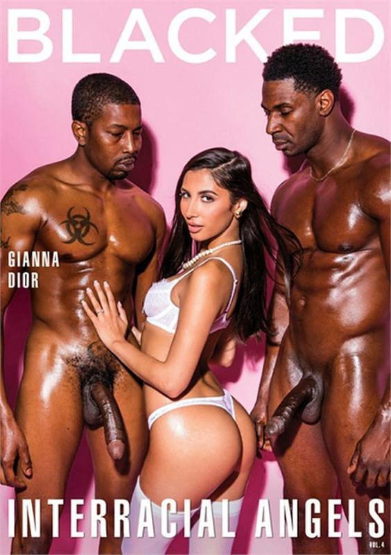 Interracial Angels Vol. 4 DVD Bild