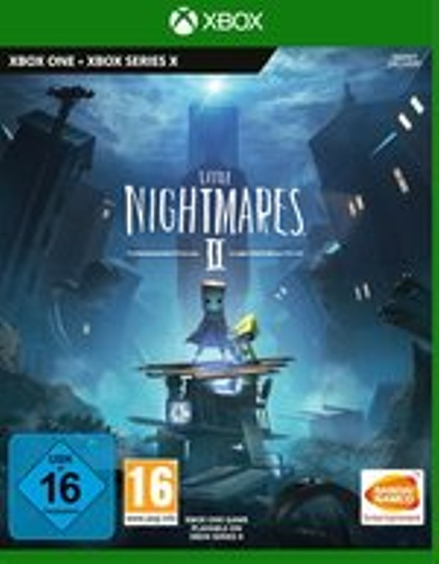 Little Nightmares II (Day 1 Edition) XBox One Bild