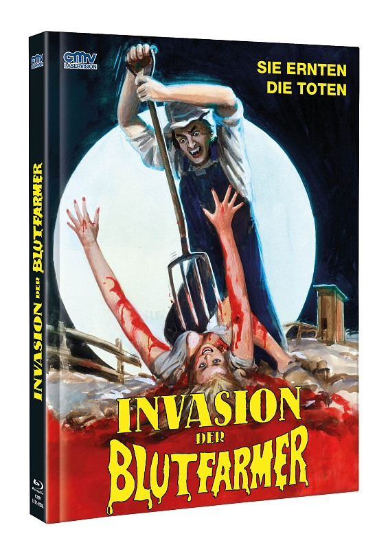 Invasion der Blutfarmer Blu-ray Bild