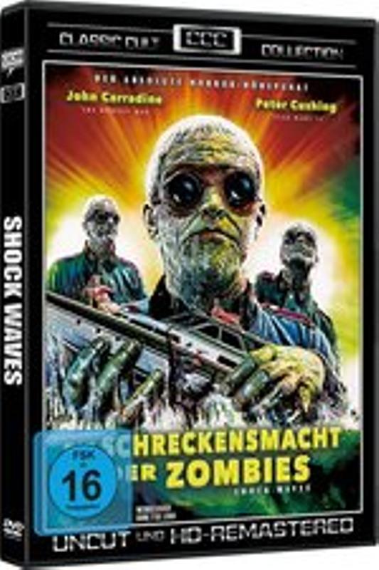 Die Schreckensmacht der Zombies DVD Bild