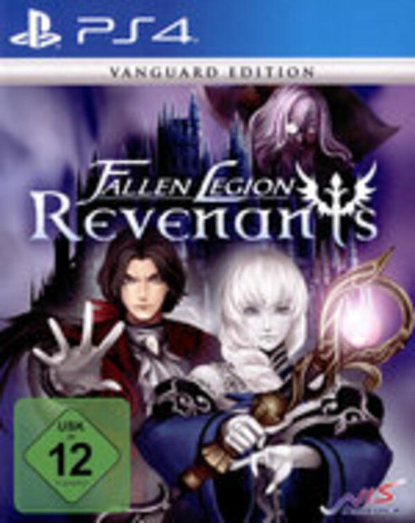 Fallen Legion Revenants - Vanguard Edition Playstation 4 Bild