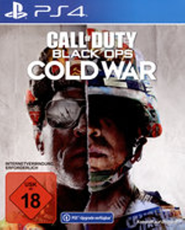 Call of Duty 17 - Black Ops: Cold War Playstation 4 Bild