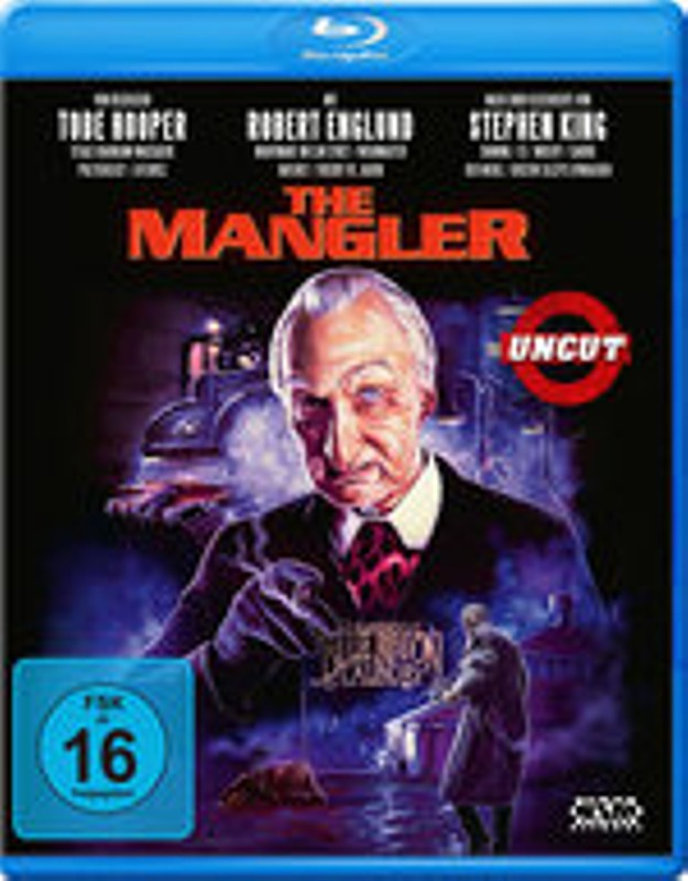 The Mangler Blu-ray Bild