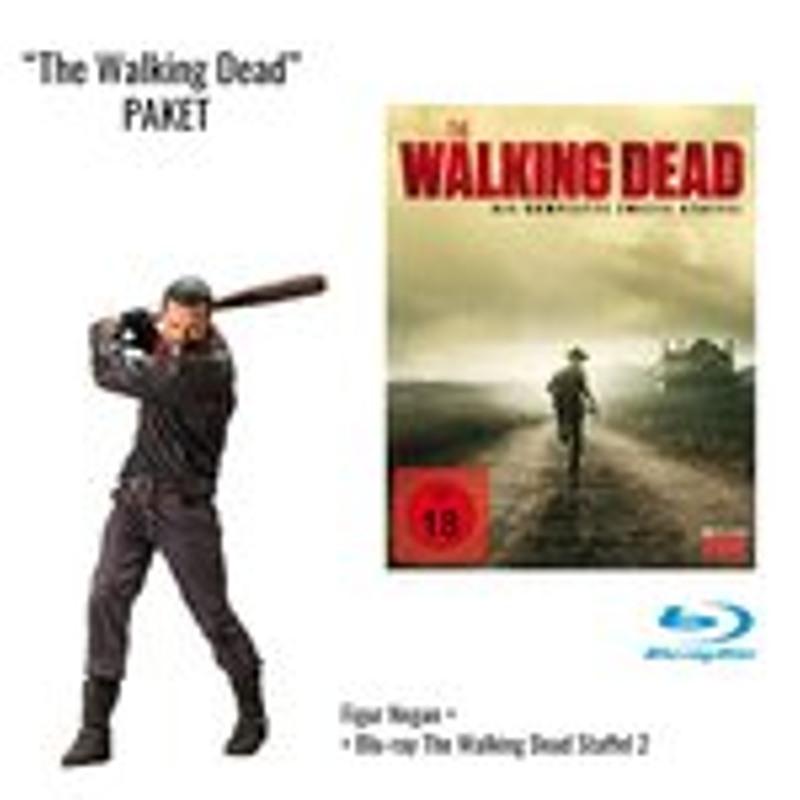 The Walking Dead - Die komplette zweite Staffel Blu-ray Bild