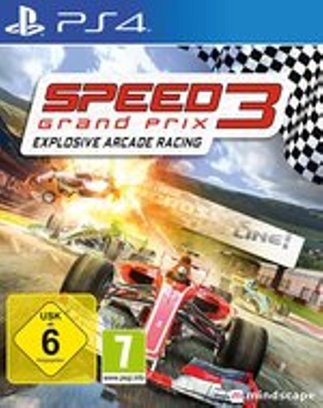 Speed 3 - Grand Prix Playstation 4 Bild