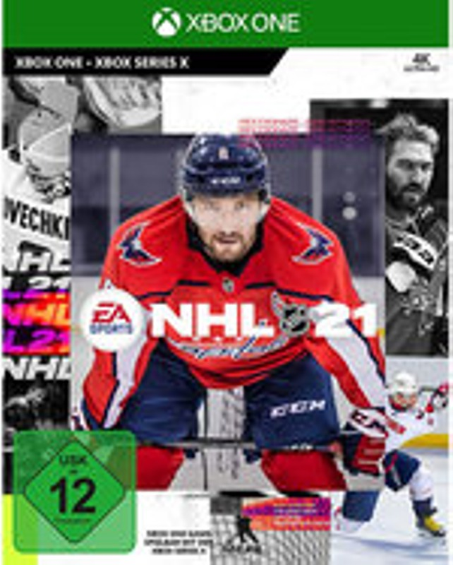 NHL 21 XBox One Bild